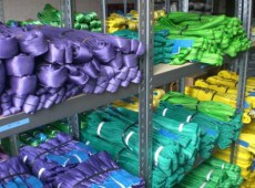 Anschlag-, Seil-, Hebe- Ladungssicherungstechnik Und Lastenaufnahmemittel